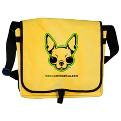 Famous Chihuahua Computer Laptop Bag