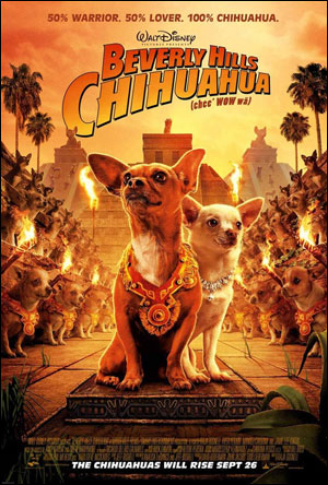 beverly hills chihuahua disney movie in theaters september 26th, 2008