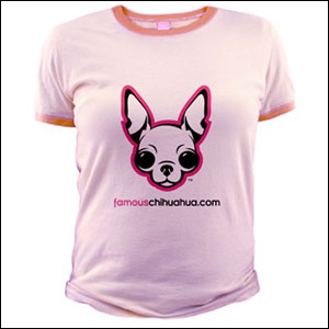 a chihuahua t-shirt, the perfect gift!