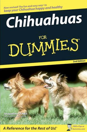 order chihuahua for dummies