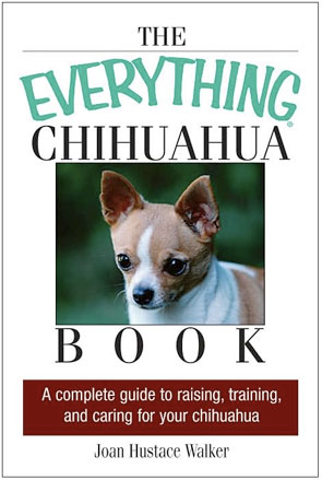 order the everything chihuahua book