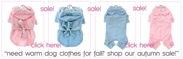 chihuahua clothes sale