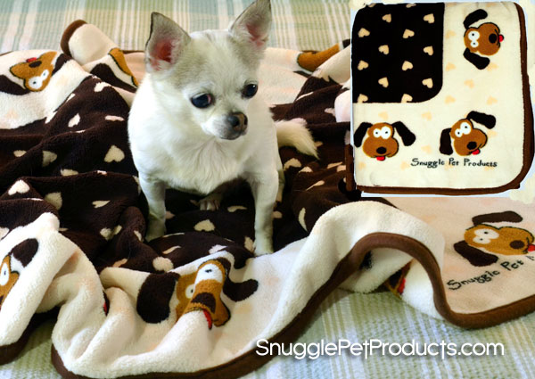 snuggle puppy blanket