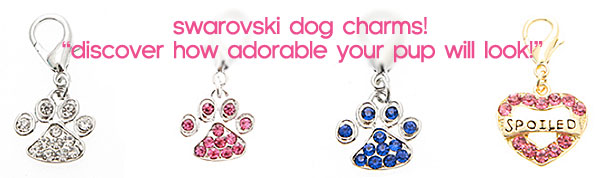 affordable dog charms