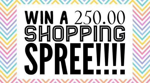 win a $250 shopping spree dog clothes