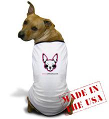 Famous Chihuahua Doggie T-Shirt