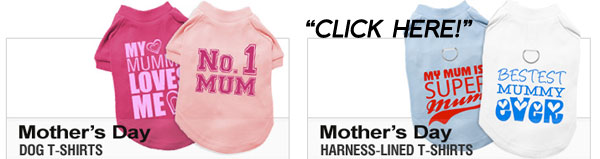 mother's day dog shirts