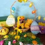chihuahua easter chick