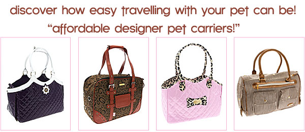 affordable pet carriers