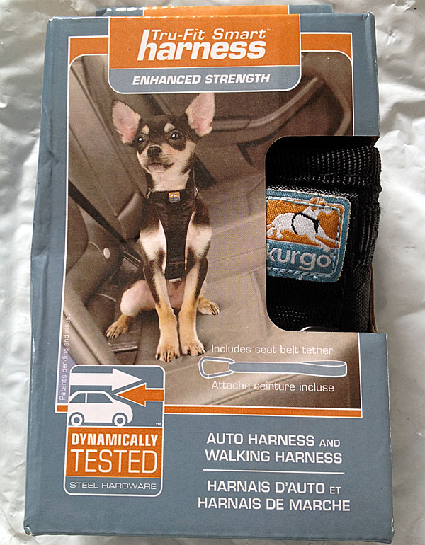 kurgo tru fit dog harness