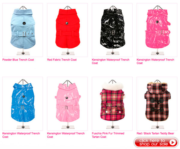 SALE CHIHUAHUA CLOTHES 50% OFF