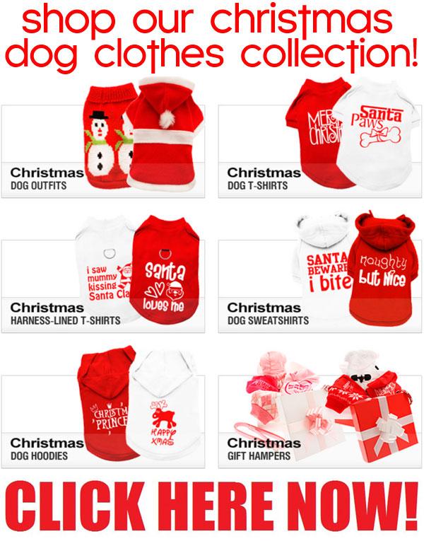 christmas dog clothes holiday dog shirts