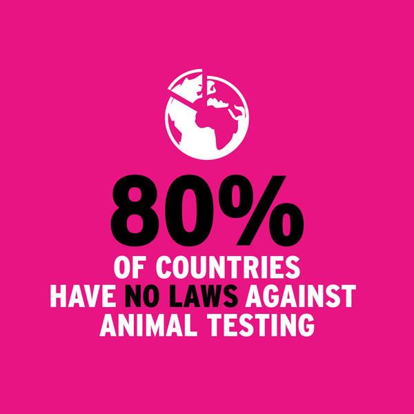 ban animal testing! sign the petition!