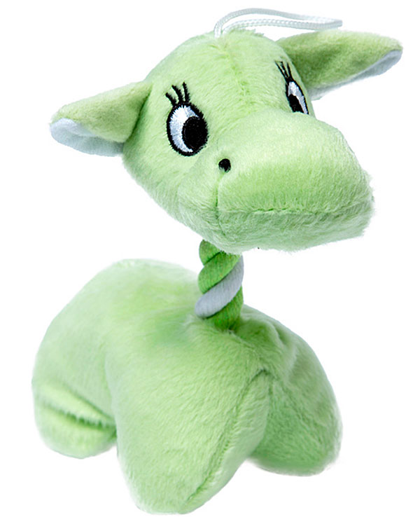 buy tiny pony plush dog toy