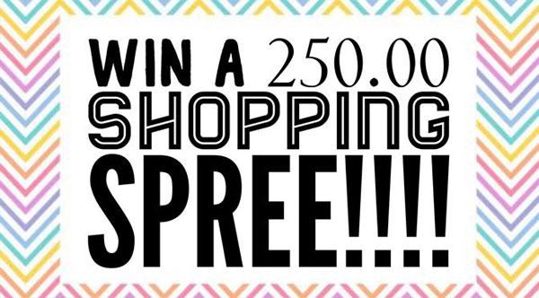 win a $250 shopping spree dog clothes