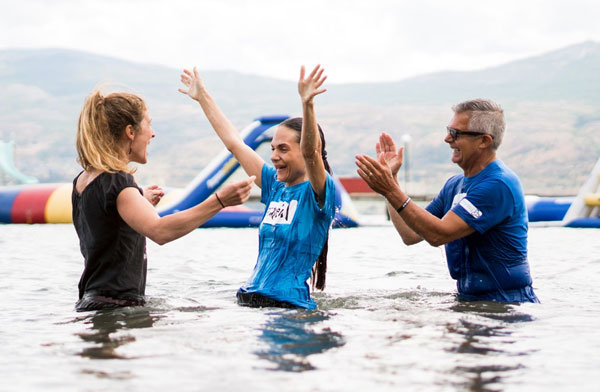 nadia alterio water baptism